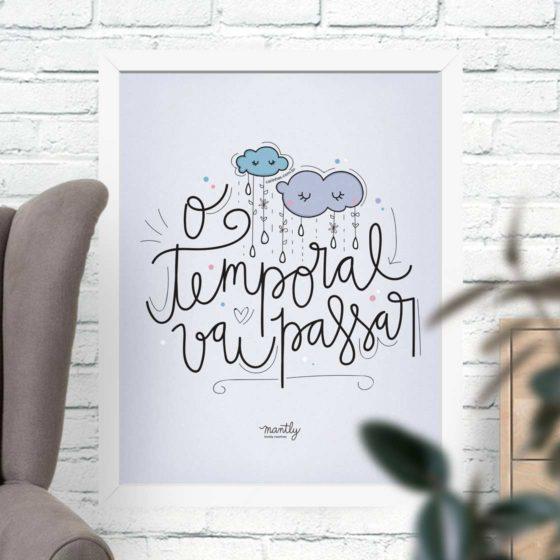O temporal vai passar - carinhas.com.br/mantly