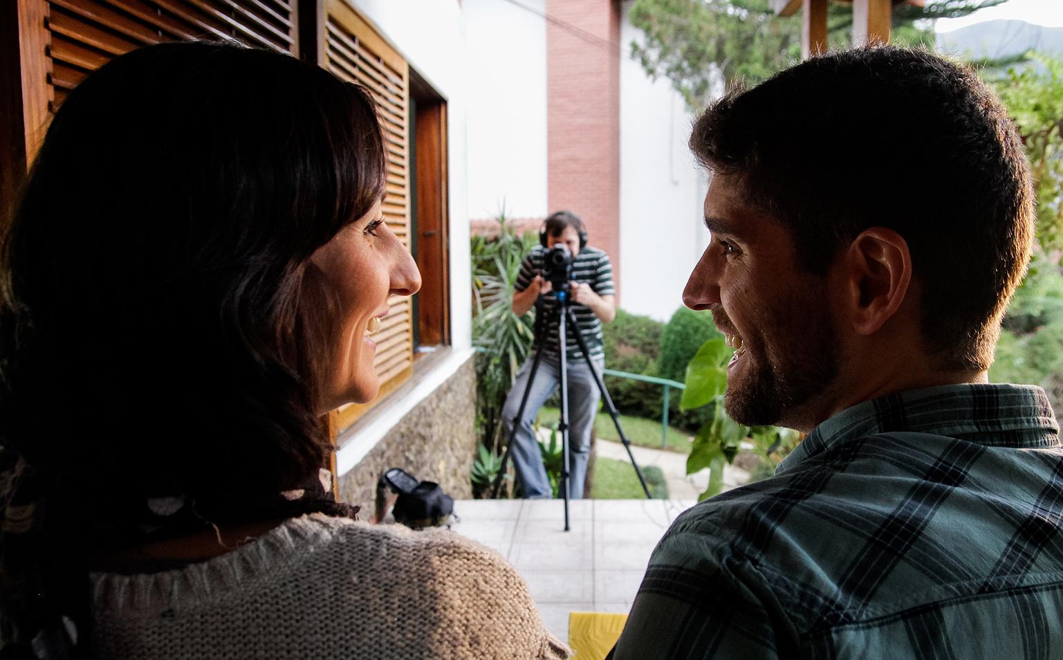 Luz, câmera, segura a timidez, solta o verbo! - Foto: Carol Lá Lach