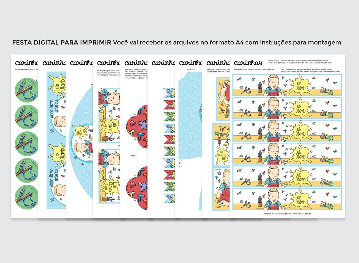 Exemplo Festa Digital para Imprimir