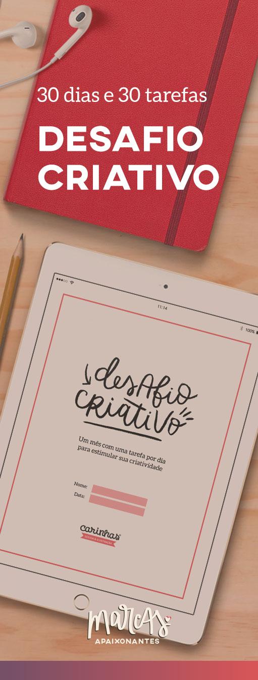 Desafio Criativo - carinhas.com.br