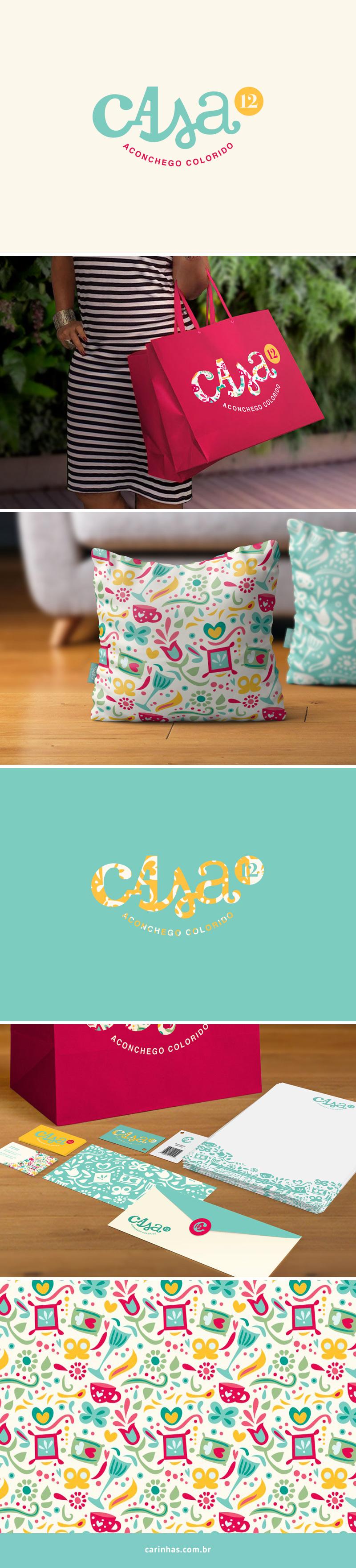 Marca Apaixonante para a Casa12 - carinhas.com.br