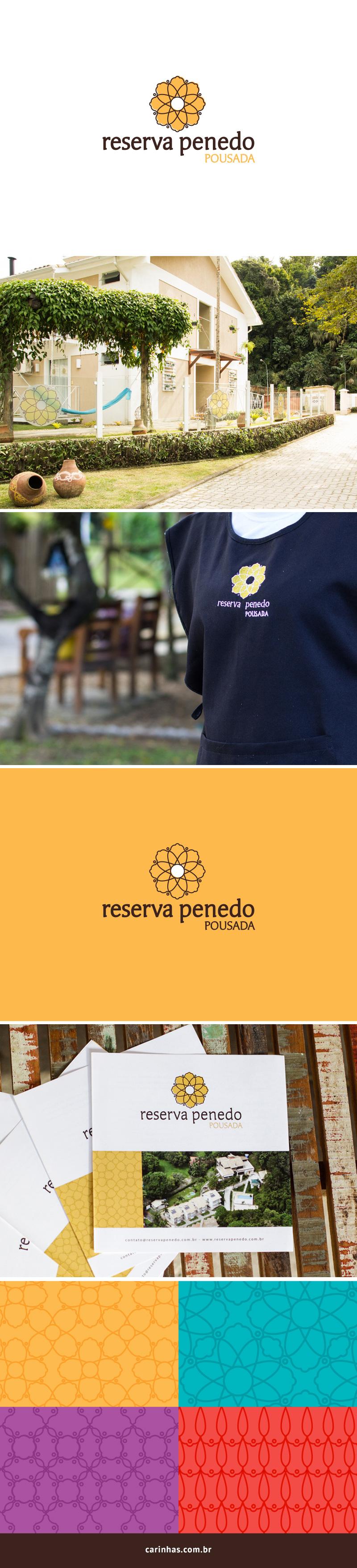Marca Apaixonante para Reserva Penedo - carinhas.com.br