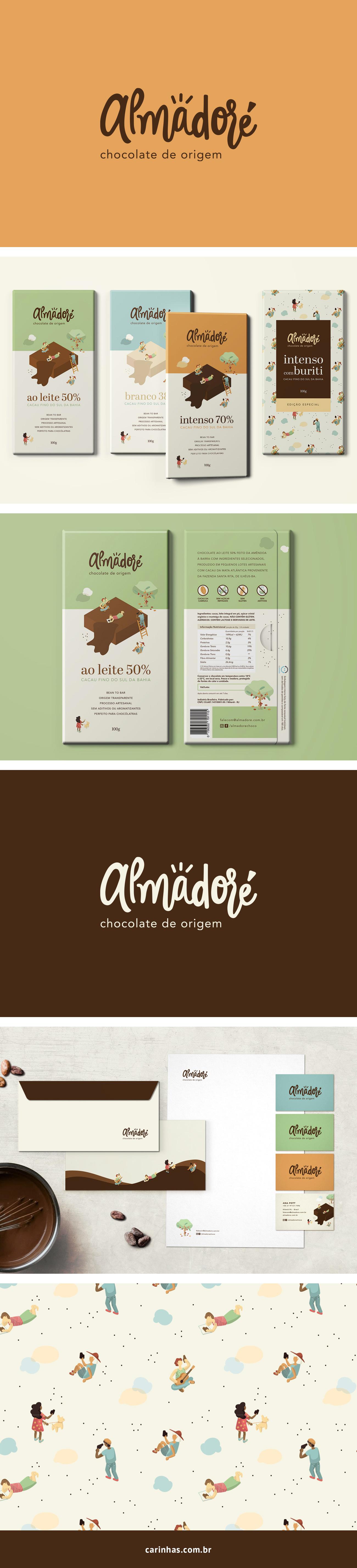 Almadoré - Marca Apaixonante - carinhas.com.br